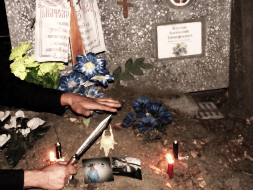 Как снять кладбищенский приворот