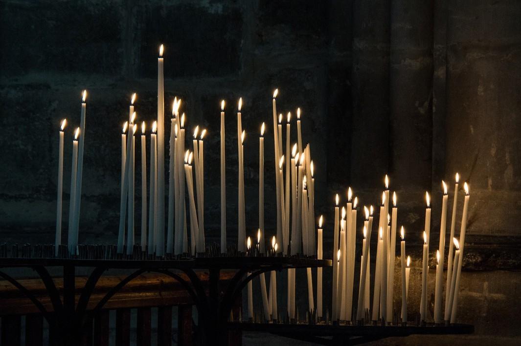 приворот любимого на церковной свечи
