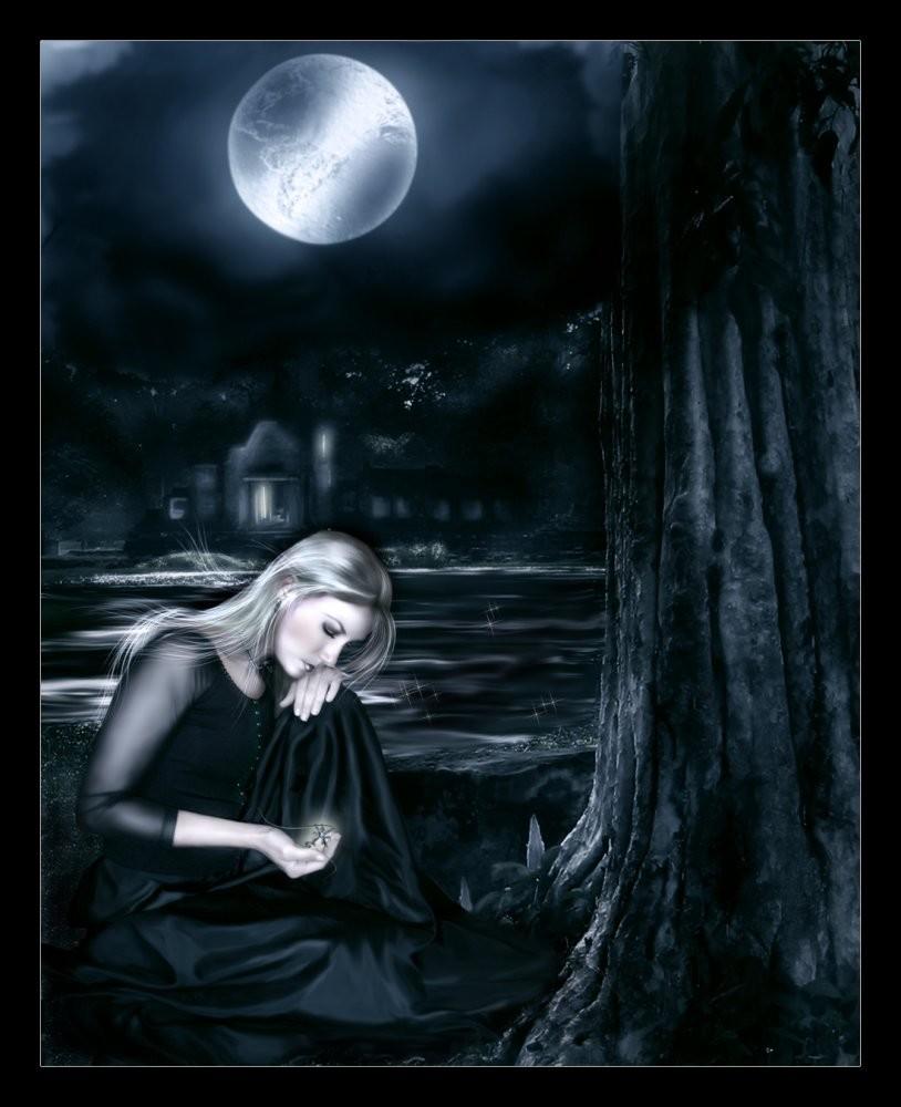 привороты на уходящую луну на девушку сильные