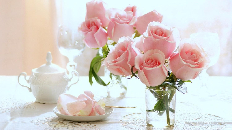 Поздравления цветы с добрым утром