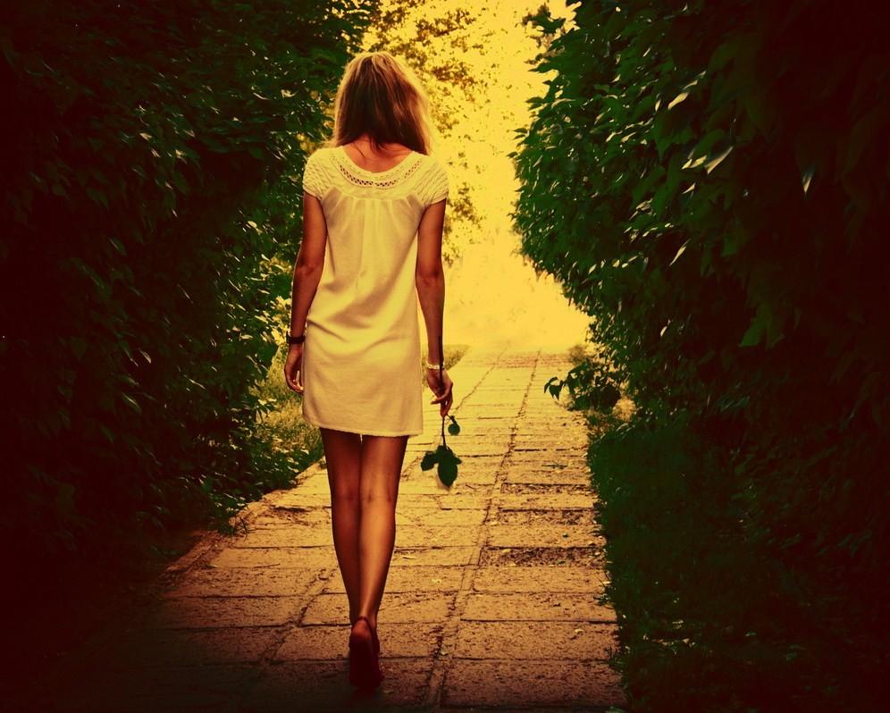Как сделать чтобы девушка от тебя никогда не ушла