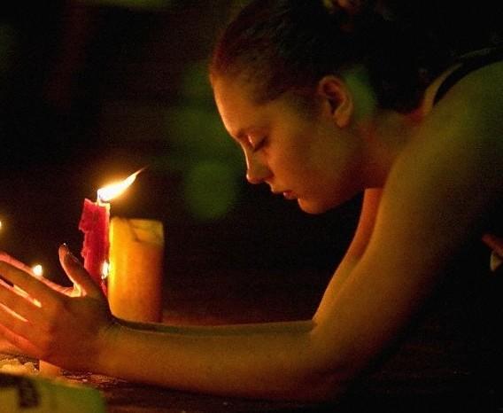 как вернуть мужа в семью свеча и кровь