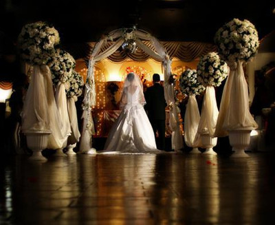 Черное венчание сделать самому